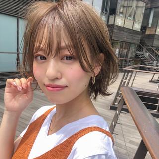福島賢太さんのヘアスナップ