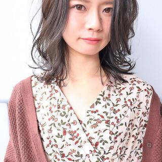伊藤友賀さんのヘアスナップ