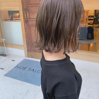 ショートボブ ボブ ナチュラル ベリーショート ヘアスタイルや髪型の写真・画像