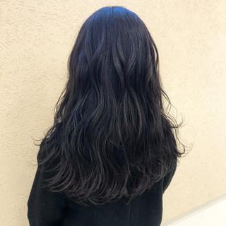 ダークグレー ミルクティーグレージュ 韓国ヘア グレージュ ヘアスタイルや髪型の写真・画像