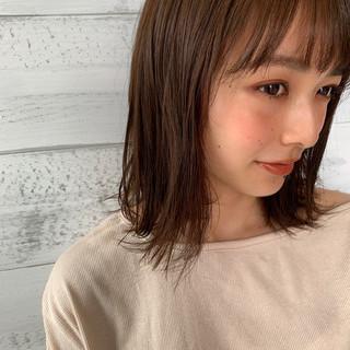 ナチュラル 髪質改善トリートメント パーマ 小顔ヘア ヘアスタイルや髪型の写真・画像