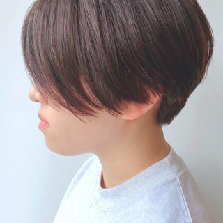 スポーツ ハンサムショート 黒髪 アウトドア ヘアスタイルや髪型の写真・画像