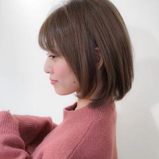 ショート〜ボブ横浜No.1『近藤雄太』さんのヘアスナップ