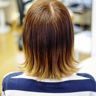 ワイドバング 大人かわいい アッシュ ハイライト ヘアスタイルや髪型の写真・画像 ヘアスタイルや髪型の写真・画像