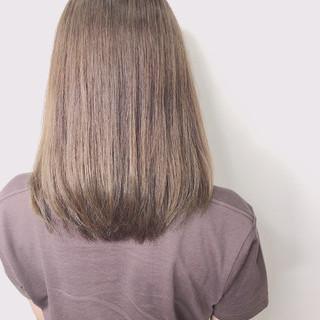 ナチュラル 透明感カラー 外国人風カラー ボブ ヘアスタイルや髪型の写真・画像
