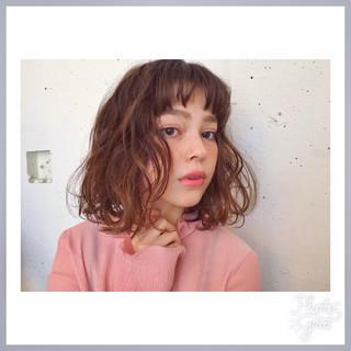 ふわふわ ウェーブ ヘアアレンジ パーマ ヘアスタイルや髪型の写真・画像