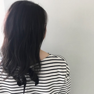 ヘアアレンジ デート ロブ ナチュラル ヘアスタイルや髪型の写真・画像 ヘアスタイルや髪型の写真・画像
