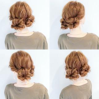 ヘアアレンジ 涼しげ フェミニン 色気 ヘアスタイルや髪型の写真・画像