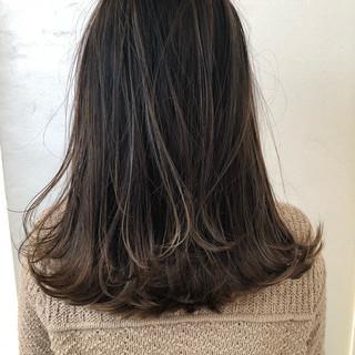 アンニュイ ゆるふわ 外国人風カラー ボブ ヘアスタイルや髪型の写真・画像