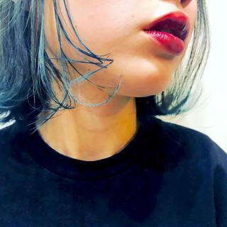 デート アウトドア モード 黒髪 ヘアスタイルや髪型の写真・画像