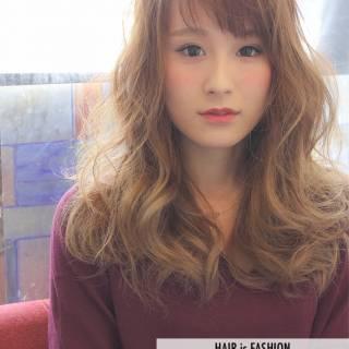 大人かわいい モテ髪 愛され フェミニン ヘアスタイルや髪型の写真・画像