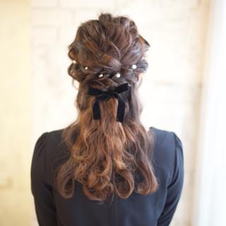 ロング ショート ゆるふわ ヘアアレンジ ヘアスタイルや髪型の写真・画像 ヘアスタイルや髪型の写真・画像