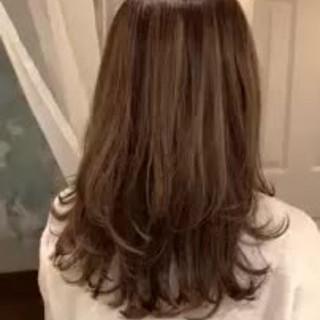 ゆるふわ エレガント アンニュイほつれヘア 大人かわいい ヘアスタイルや髪型の写真・画像