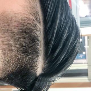 大西 つねおさんのヘアスナップ