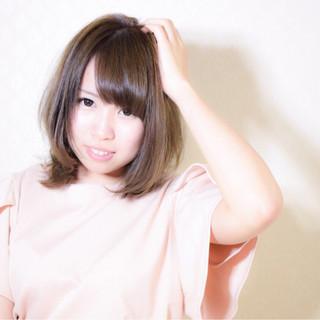 Nobuyuki Fujikiさんのヘアスナップ
