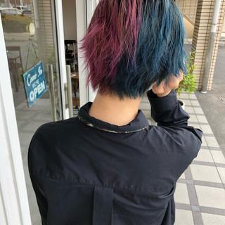 埴岡 祐二さんのヘアスナップ