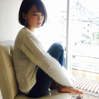 中島 美穂さんのヘアスナップ