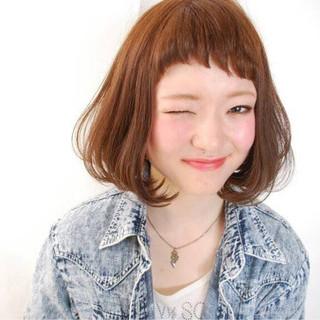 岡嶋 翔子さんのヘアスナップ