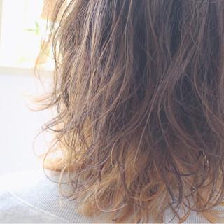 ゆるふわ 外国人風 大人かわいい パーマ ヘアスタイルや髪型の写真・画像