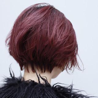 ボブ モード デート 成人式 ヘアスタイルや髪型の写真・画像