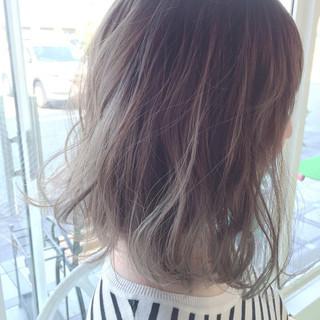 ストリート グラデーションカラー 夏 外国人風 ヘアスタイルや髪型の写真・画像 ヘアスタイルや髪型の写真・画像