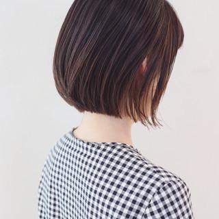 アンニュイほつれヘア デート ミニボブ ボブ ヘアスタイルや髪型の写真・画像 ヘアスタイルや髪型の写真・画像