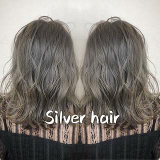 ブリーチ ブリーチカラー ブリーチオンカラー ブリーチ必須 ヘアスタイルや髪型の写真・画像