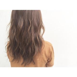 イルミナカラー グラデーションカラー ストリート 外国人風 ヘアスタイルや髪型の写真・画像