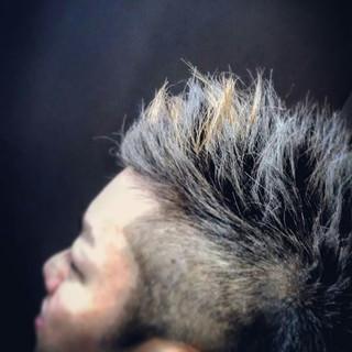 坊主 刈り上げ ショート モード ヘアスタイルや髪型の写真・画像 ヘアスタイルや髪型の写真・画像