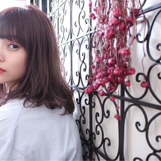 ニュアンス アンニュイ 透明感 外国人風 ヘアスタイルや髪型の写真・画像