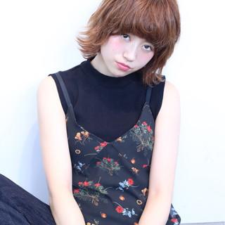 色気 ストリート 外国人風 パーマ ヘアスタイルや髪型の写真・画像