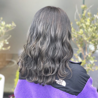 外国人風 外国人風フェミニン 外国人 外国人風カラー ヘアスタイルや髪型の写真・画像