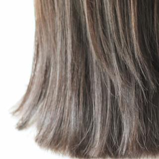 ショコラブラウン 外国人風 ブラウンベージュ ナチュラル ヘアスタイルや髪型の写真・画像 ヘアスタイルや髪型の写真・画像