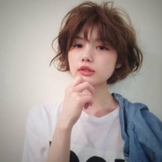 パンク コンサバ 春 モテ髪 ヘアスタイルや髪型の写真・画像