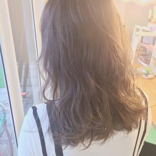 ハイライト 外国人風 外ハネ ストリート ヘアスタイルや髪型の写真・画像