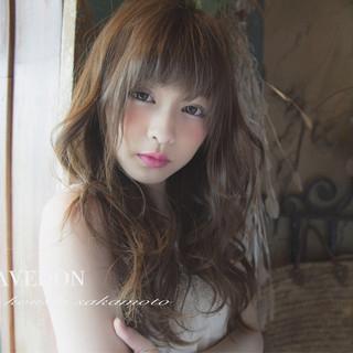 セミロング 大人かわいい ピュア ナチュラル ヘアスタイルや髪型の写真・画像
