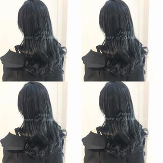 ロング 大人かわいい 渋谷系 透明感 ヘアスタイルや髪型の写真・画像