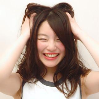 和田龍太さんのヘアスナップ