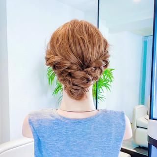 ヘアセット ヘアアレンジ アップスタイル セルフヘアアレンジ ヘアスタイルや髪型の写真・画像 | 美容師HIRO/Amoute代表 / Amoute/アムティ