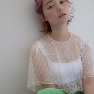 ヘアアレンジ 寝癖 ボブ 大人女子 ヘアスタイルや髪型の写真・画像