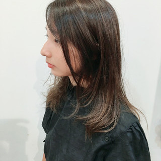 ストリート グラデーションカラー 外国人風 ハイライト ヘアスタイルや髪型の写真・画像