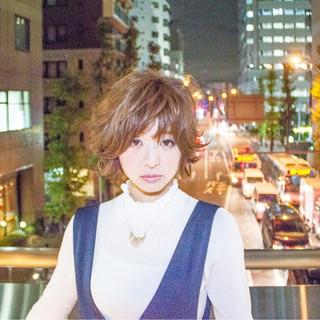 こなれ感 大人女子 ストリート アッシュ ヘアスタイルや髪型の写真・画像