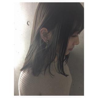 菊地克喜さんのヘアスナップ