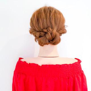 アウトドア デート オフィス ヘアアレンジ ヘアスタイルや髪型の写真・画像