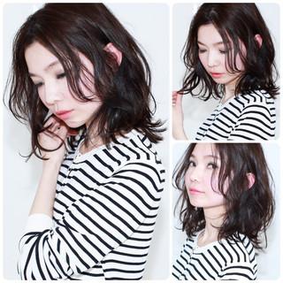 グレージュ ボブ 色気 大人かわいい ヘアスタイルや髪型の写真・画像 ヘアスタイルや髪型の写真・画像