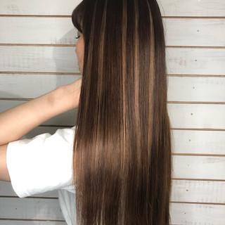 ハイライト モード エクステ 渋谷系 ヘアスタイルや髪型の写真・画像 ヘアスタイルや髪型の写真・画像