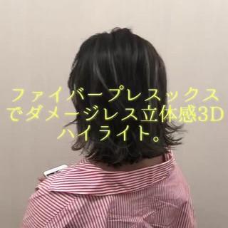 久保佑介さんのヘアスナップ