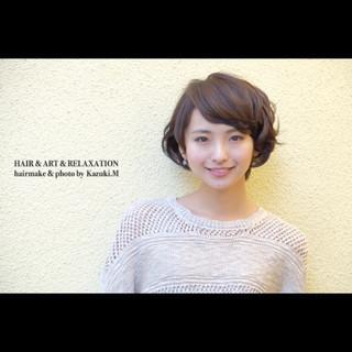 女子会 ナチュラル デート アウトドア ヘアスタイルや髪型の写真・画像