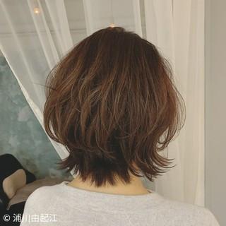 グラデーションカラー ゆるふわ 大人かわいい デート ヘアスタイルや髪型の写真・画像
