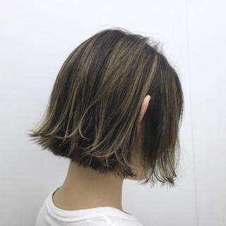 小川原拓さんのヘアスナップ